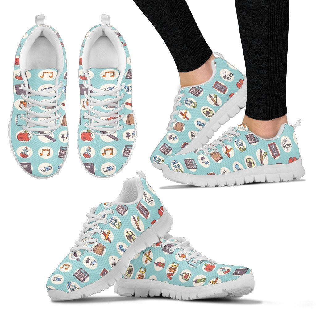 Back To School Women's Sneakers - Amaze Style™-