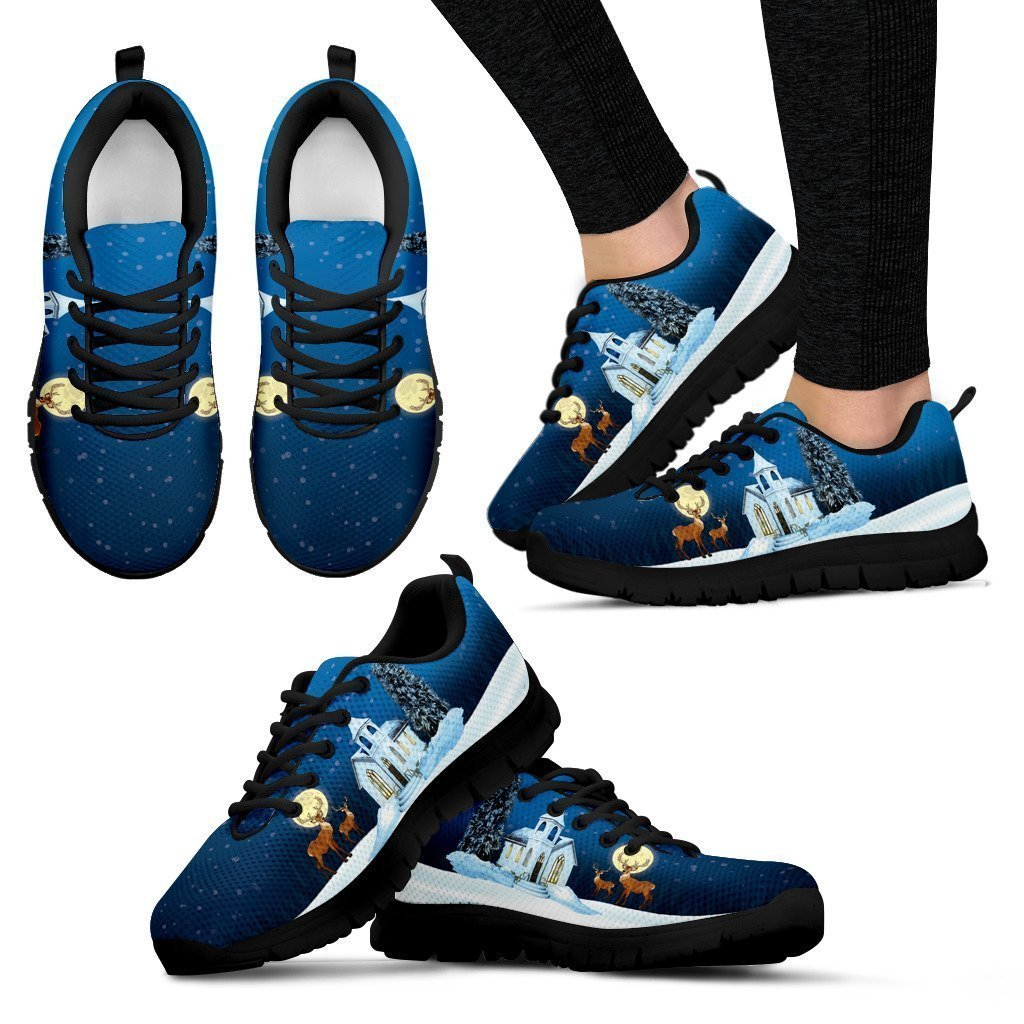 Christmas Night Women's Sneakers - Amaze Style™-