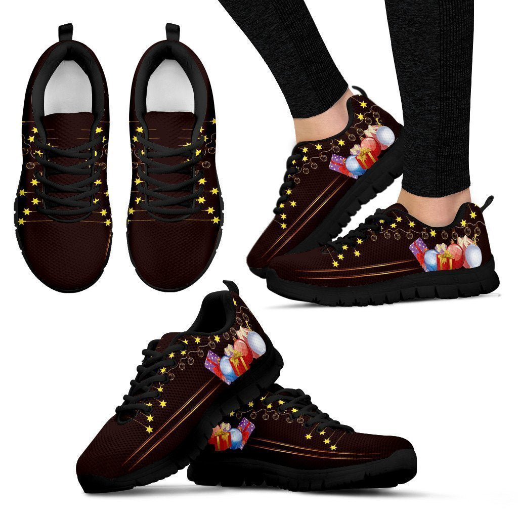 Christmas Party Women's Sneakers - Amaze Style™-