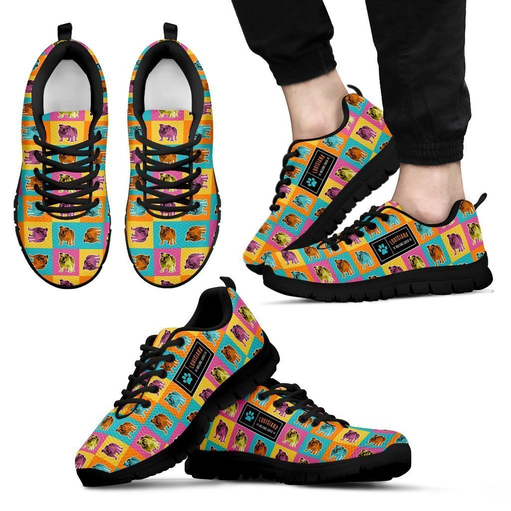 Collector Bulldog men's Sneakers - Amaze Style™