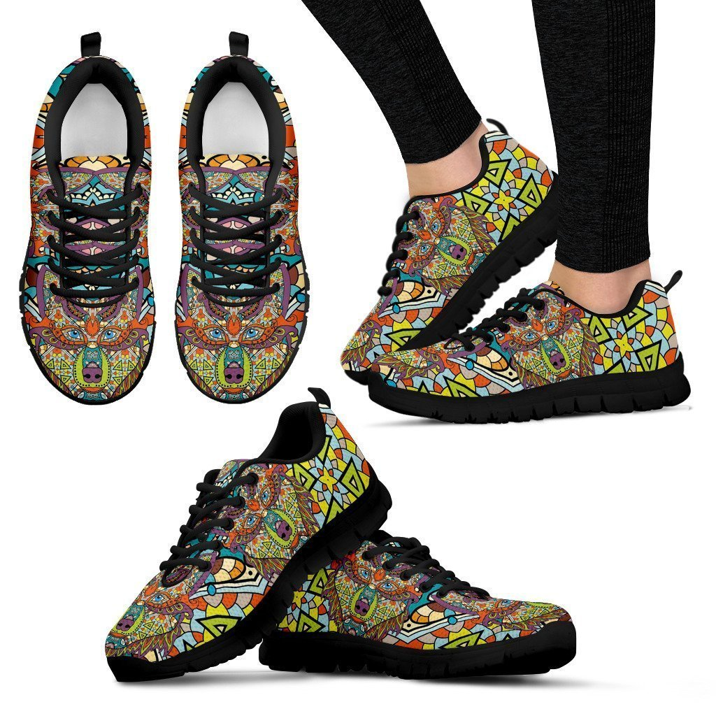 Colorful Women's Sneakers - Amaze Style™-