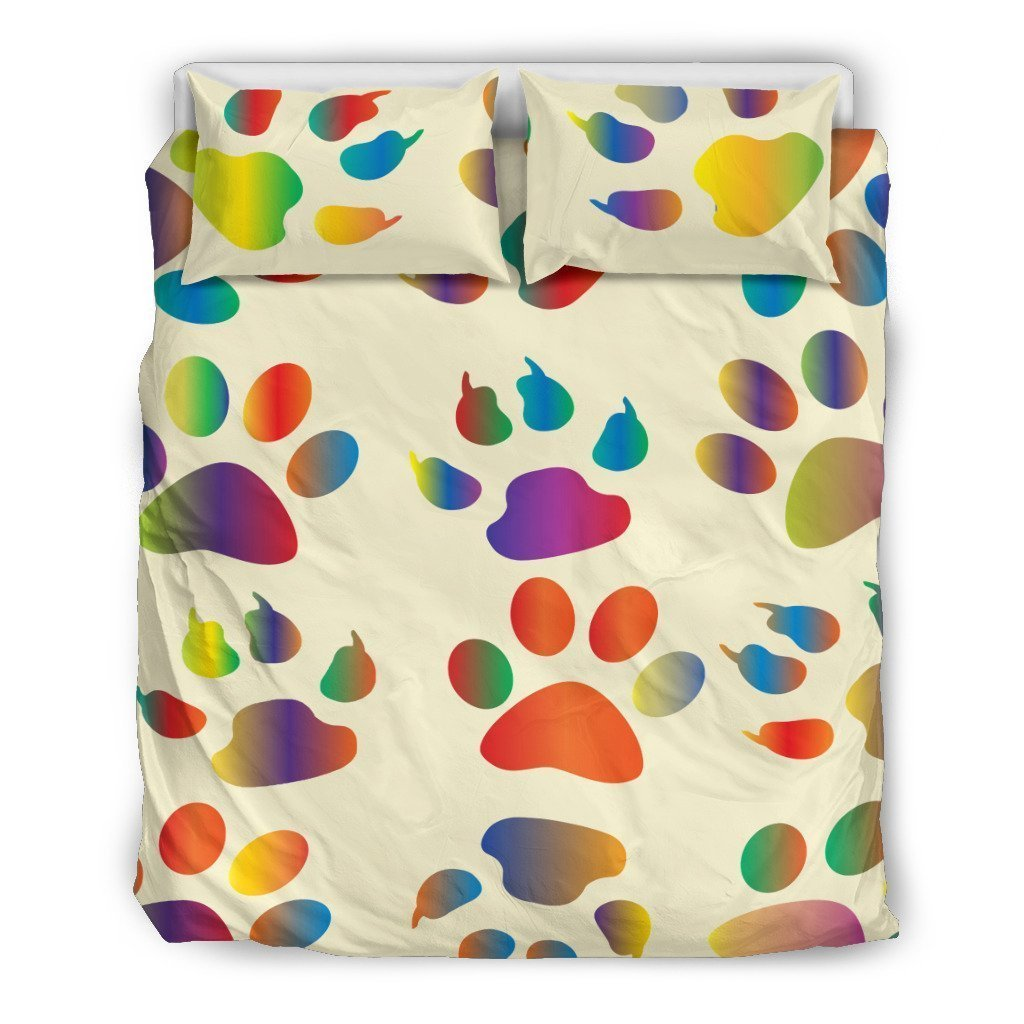 Coloful Paws Bedding Set - Amaze Style™-