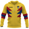 Colombia Hoodie Football - Amaze Style™-Apparel