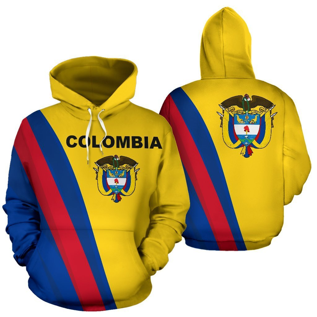 Colombia Hoodie - Amaze Style™-Apparel