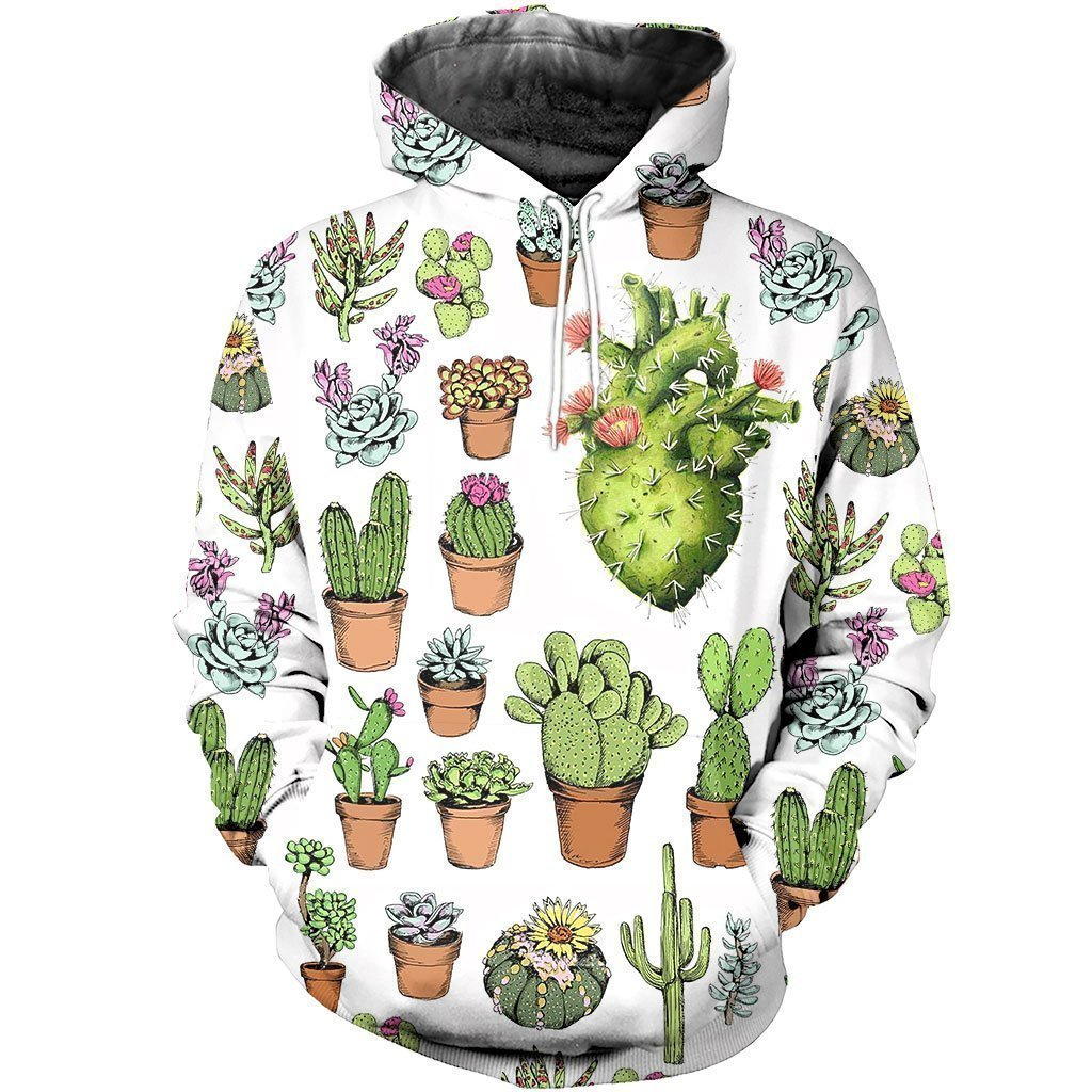 3D All Over Printed Beautiful Succulents Shirts And Shorts - Amaze Style™-Apparel