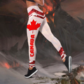 Canada maple leaf generation Combo outfit 3d all over printed  HHT10072013 - Amaze Style™-Apparel