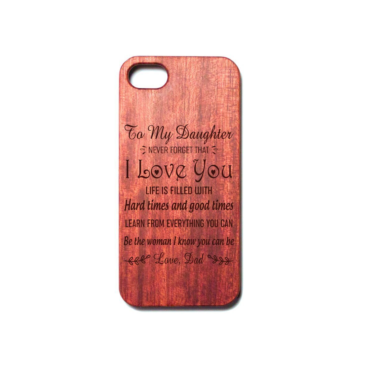 DAUGHTER DAD - BE THE WOMAN - PHONE CASE - Amaze Style™-phonecase