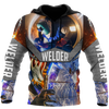 Premium Welder All Over Printed Shirts For Men And Women MEI - Amaze Style™-Apparel