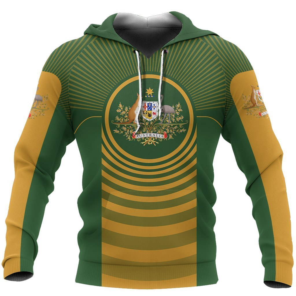 Australia In Me Hoodie - Calling Style - Amaze Style™-Apparel