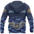 Australia Hoodie Air Force Style - Amaze Style™-Apparel