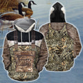 3D All Over Printed Goose Hunting Camo Outfit Cover - Amaze Style™