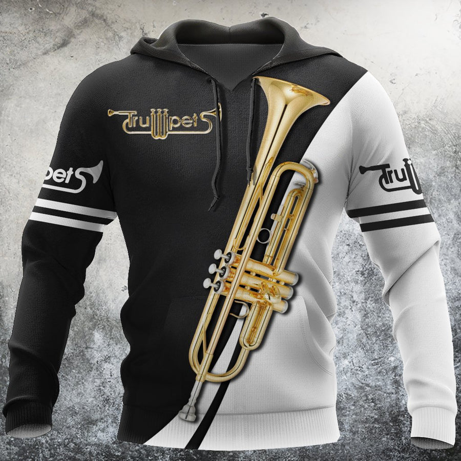 Trumpet music 3d hoodie shirt for men and women HG HAC16124 - Amaze Style™-Apparel
