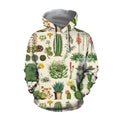 3D All Over Print Cacti Sweat Shirt - Amaze Style™