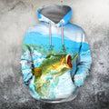 3D All Over Printing Bait Fishing Hoodie - Amaze Style™-Apparel