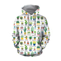 Beautiful Cactus Hoodie - Amaze Style™-Apparel