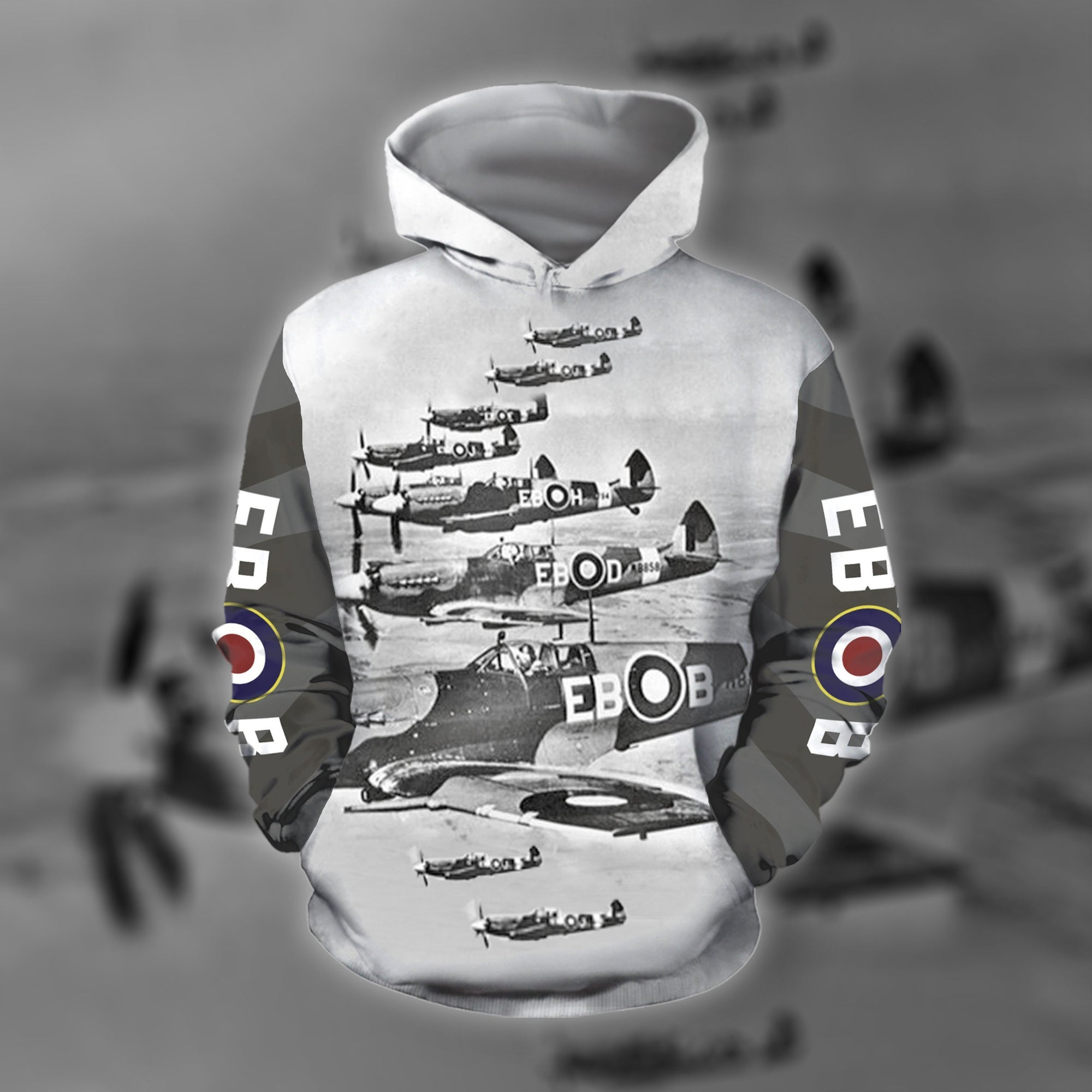 Battle of England Hoodie - Amaze Style™-Apparel