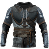 3D All Over  Printed Vikings Armor JJ250201 - Amaze Style™-Apparel