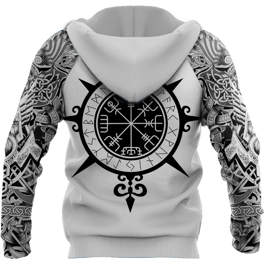Viking Tattoo All-Over Print version 3.0 - Amaze Style™-Apparel