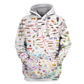 3D All Over Print Tree of Life Hoodie - Amaze Style™-Apparel