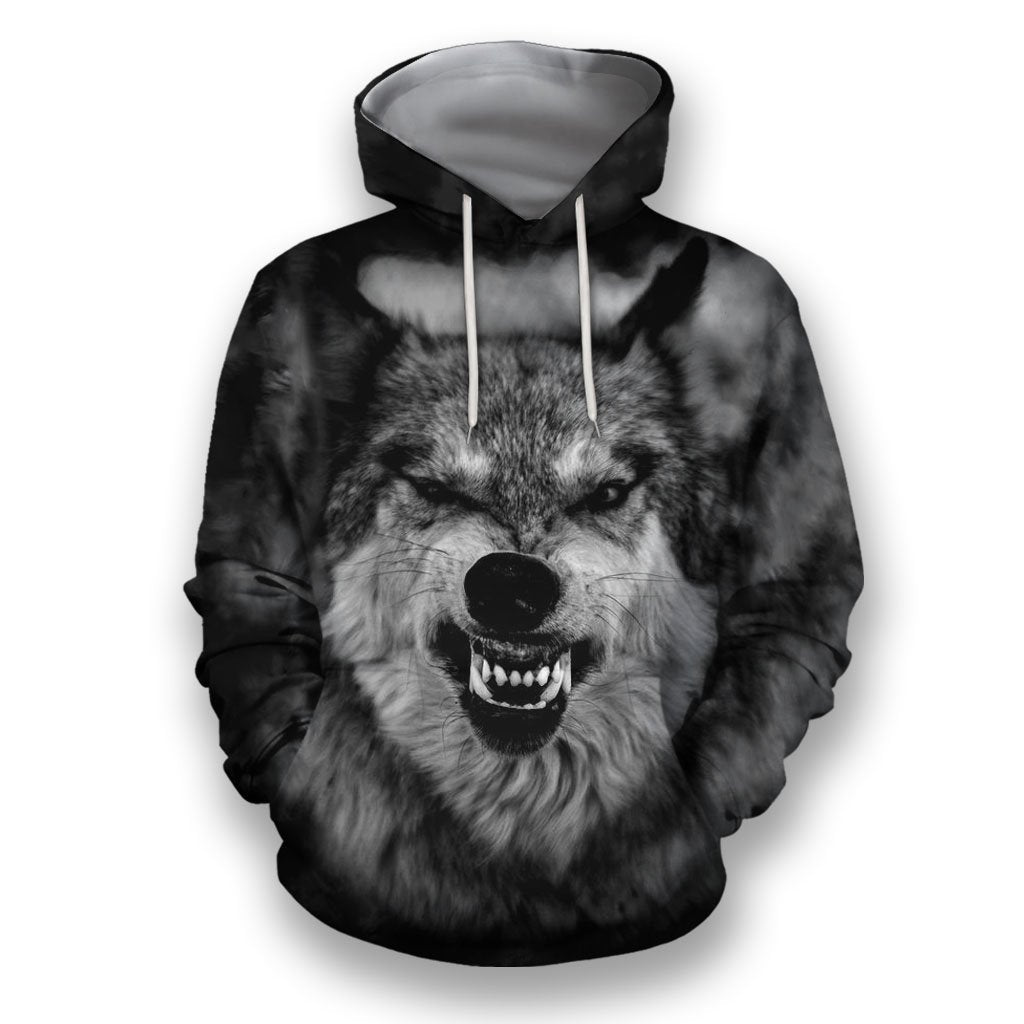 3D All Over Print Amazing Wolf - Amaze Style™-Apparel