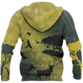 3D All Over Printed Angola Animal Hoodie PL124 - Amaze Style™