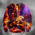 3D All Over Print Phoenix Fire - Amaze Style™-Apparel
