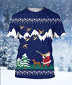 3D All Over Printed Duck Hunting Christmas - Amaze Style™