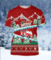 3D All Over Printed Firefighter Sweater - Amaze Style™