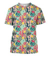 All Over Printing Cactus Color Shirt - Amaze Style™
