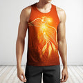 3D All Over Printing Beautiful phoenix Shirts - Amaze Style™