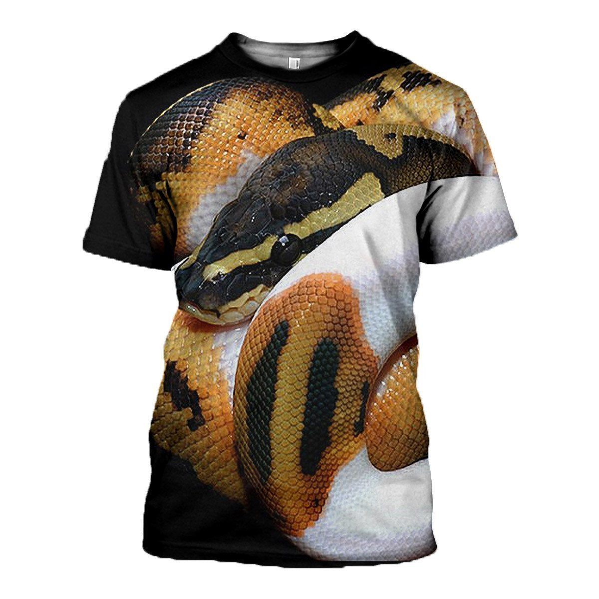 3D All Over Printed Snake Shirts and Shorts - Amaze Style™