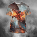 3D All Over Print Firer Dragon - Amaze Style™-Apparel