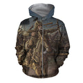 3D All Over Print Mongol Warriors Hoodie - Amaze Style™-Apparel
