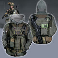 3D All Over Printed U.S FBI Team - Amaze Style™-Apparel