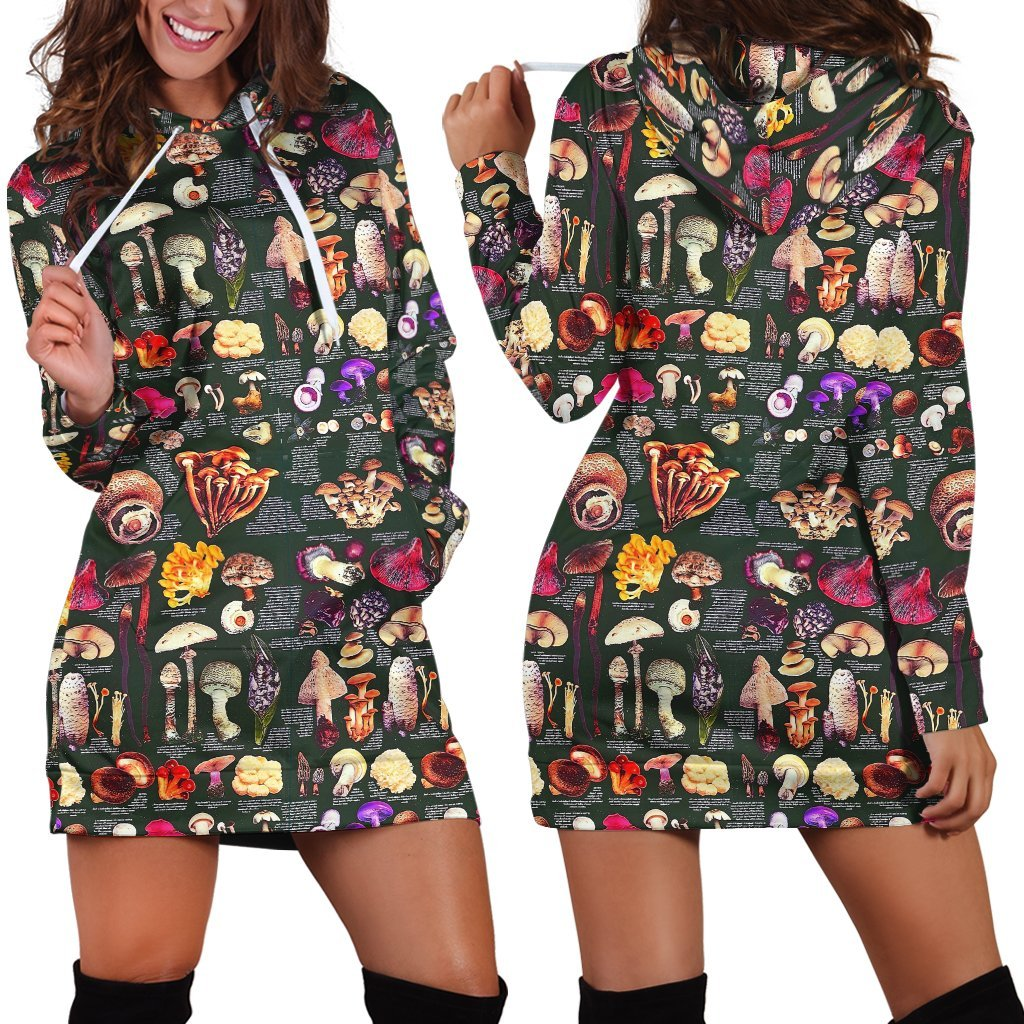 All Over Print Edible mushrooms - Amaze Style™