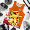 (Holland) Netherlands Lion Special Tank Top A7 - Amaze Style™