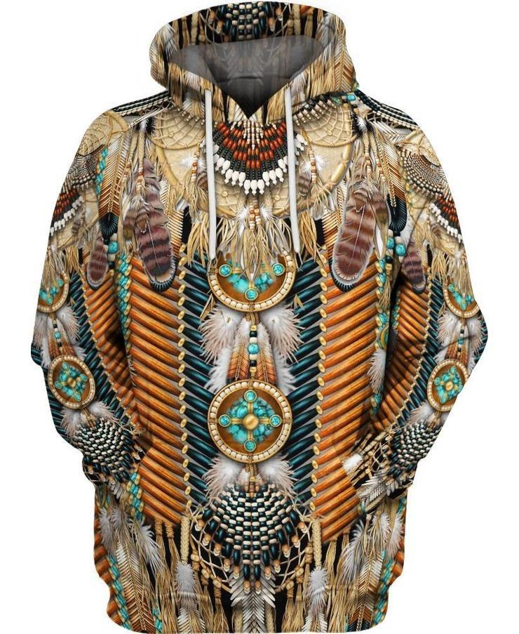 Premium Native American Culture 3D Printed Unisex Shirts - Amaze Style™-Apparel