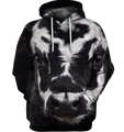 3D All Over Print Heifer Face Shirt - Amaze Style™-Apparel