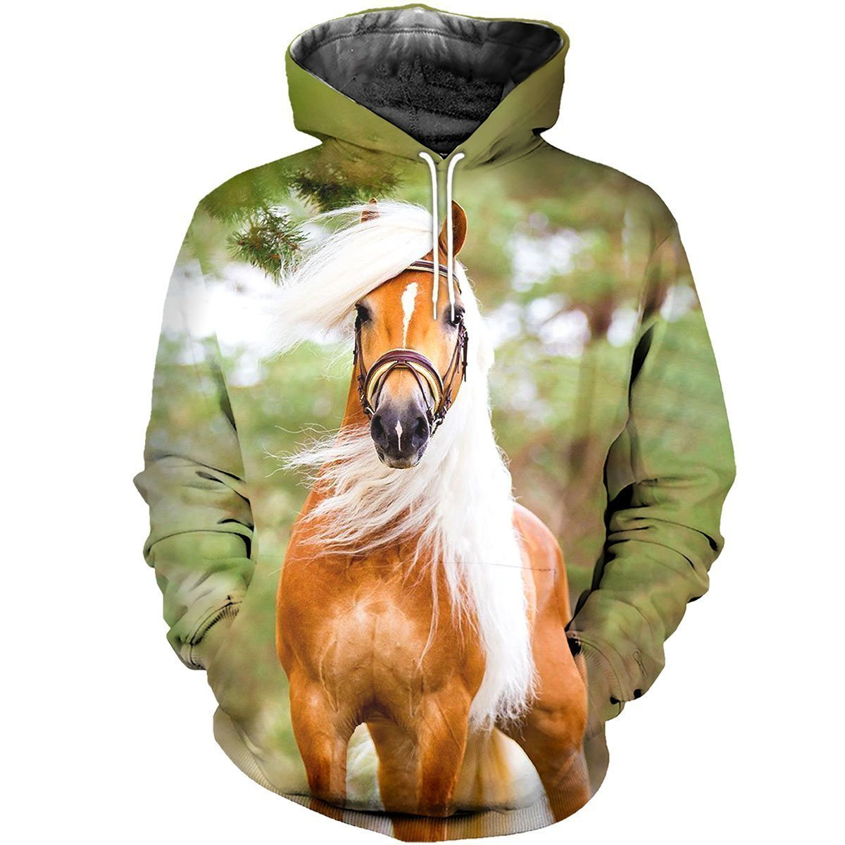 3D All Over Printed Horse Haflinger Shirts - Amaze Style™-Apparel
