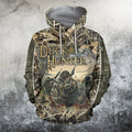 3D All Over Printed Duck Hunter Hoodie - Amaze Style™-Apparel