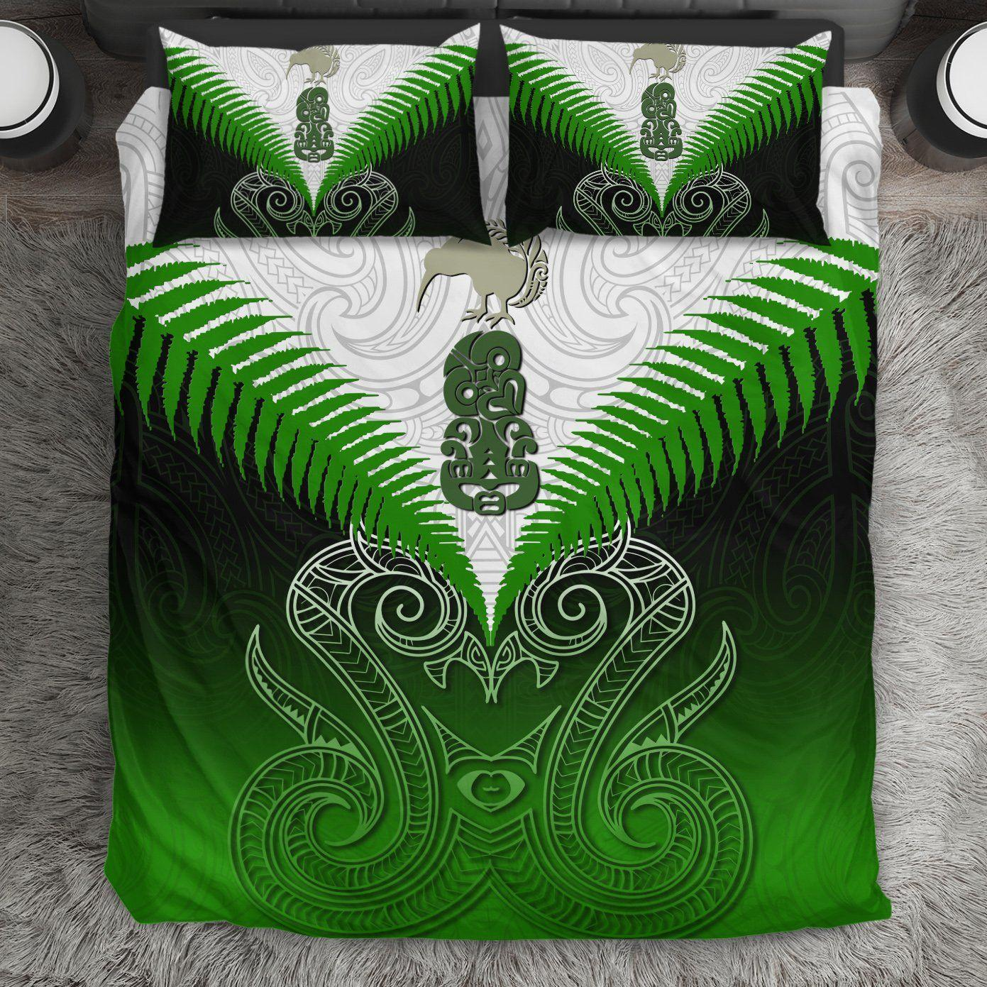 Maori Manaia Bedding Set MP10072002 - Amaze Style™-Bedding