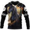 Love Horse 3D All Over Printed Shirts For Men And Women MP130413 - Amaze Style™-Apparel