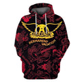 3D All Over Print AS Hoodie - Amaze Style™-Apparel