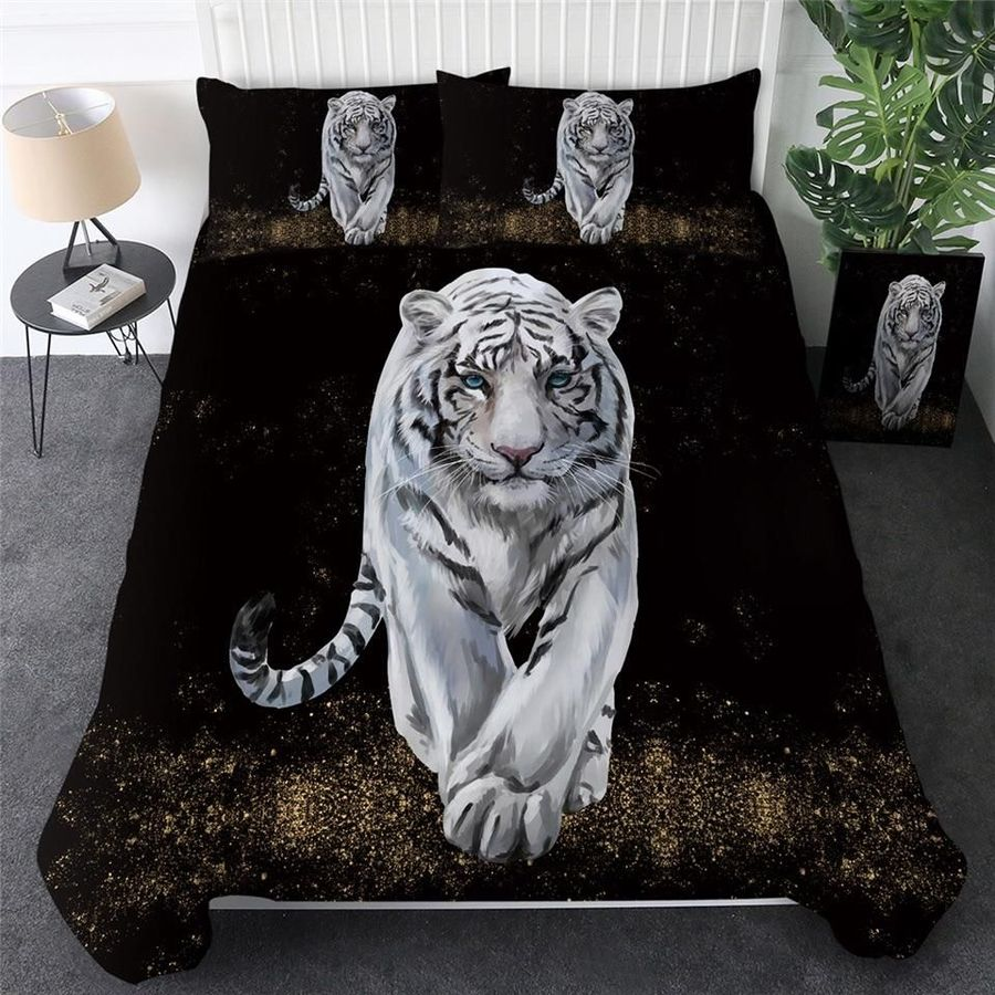 Tiger Power Bedding Set SU150703 - Amaze Style™-Quilt