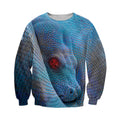 3D All Over Printed Snake Eye Shirts and Shorts - Amaze Style™