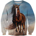 All Over Print Run Horse Pop Art - Amaze Style™-Apparel