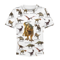 3D All Over Printed Dinosaurs Collection - Amaze Style™-Apparel
