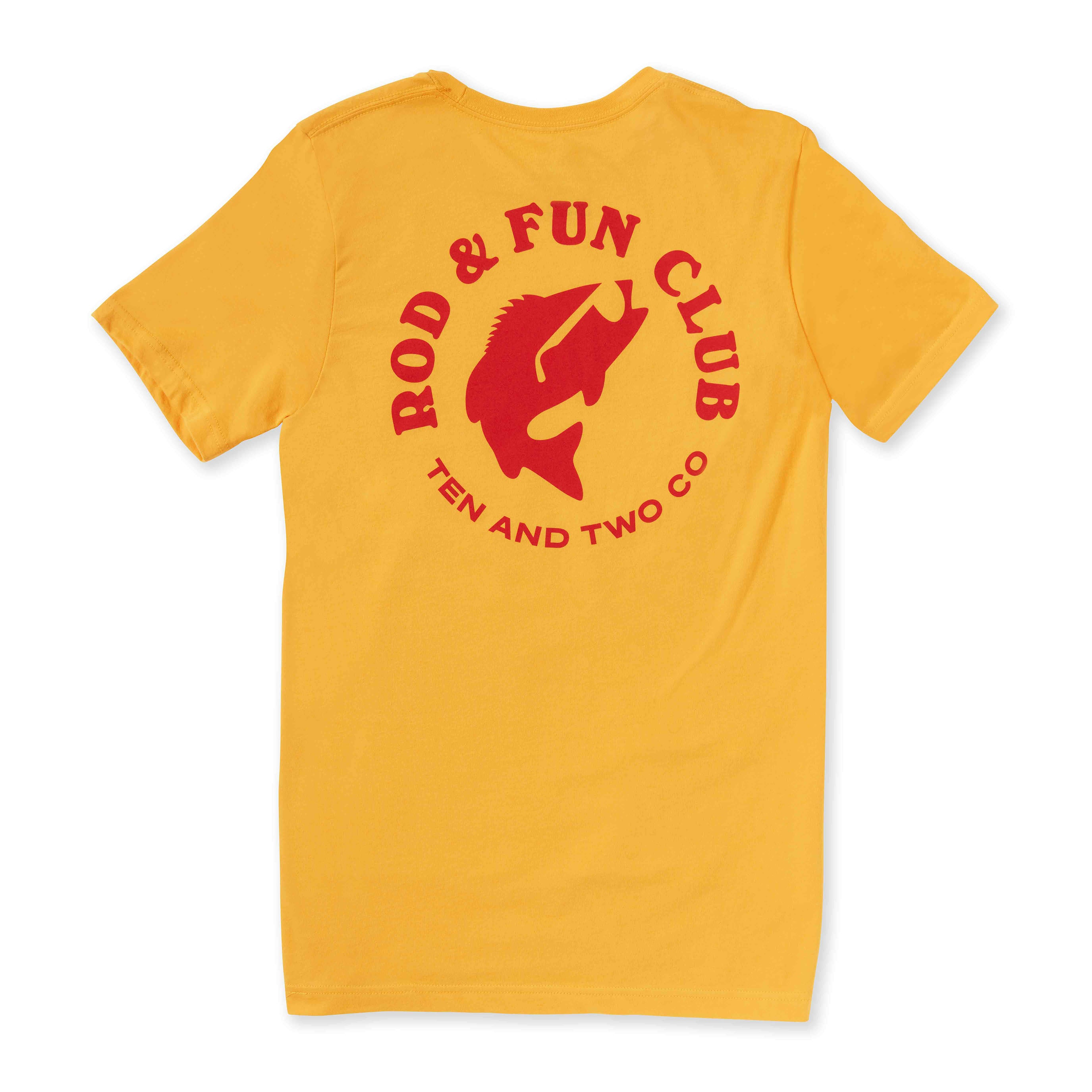 Rod and Fun Club Tee