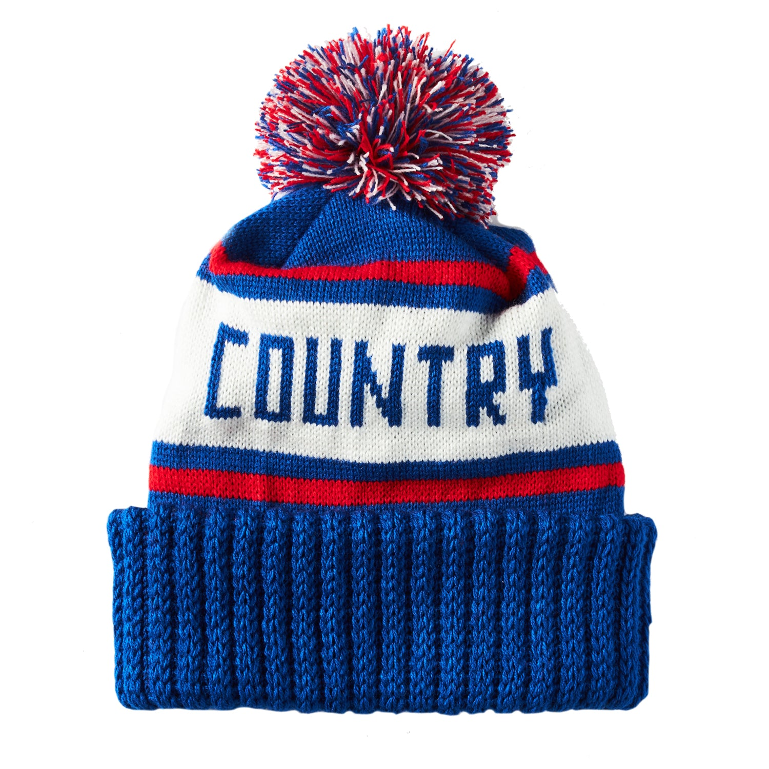 Flyover Country Beanie