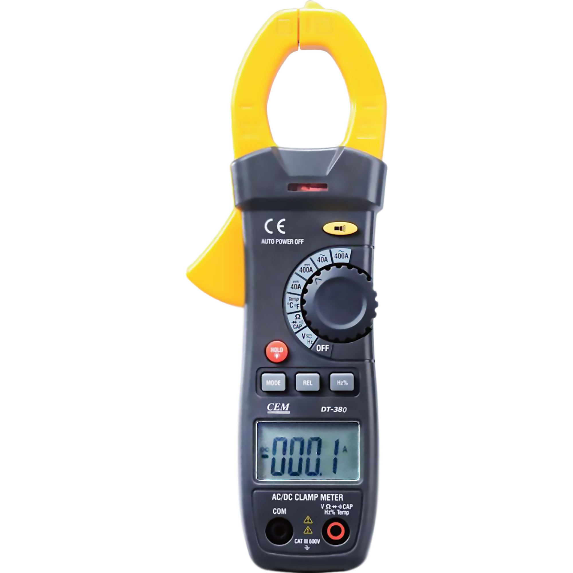 CEM DT-380  Clamp Meter